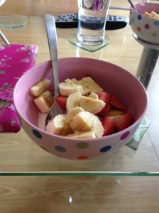 Easiyo with Fruit
